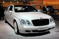 2008 Maybach 62 Landaulet Overview