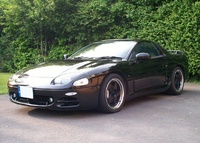 1996 Mitsubishi 3000GT picture, exterior