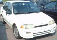 Picture of 1992 Geo Metro, exterior, gallery_worthy