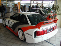 1991 Audi 90 Overview