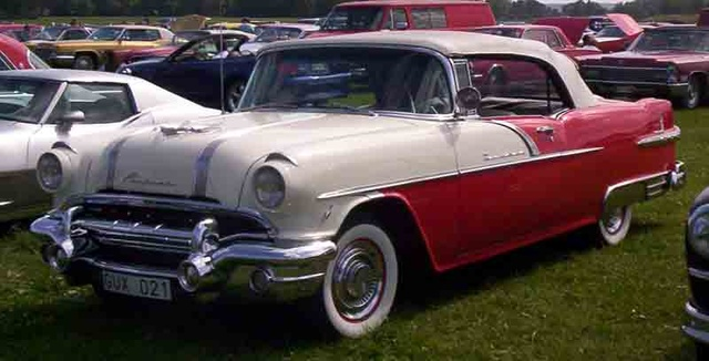 Picture of 1956 Pontiac Laurentian, exterior