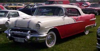 1956 Pontiac Laurentian Overview