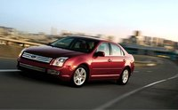 2008 Ford Fusion, 2009 Ford Fusion, exterior, manufacturer