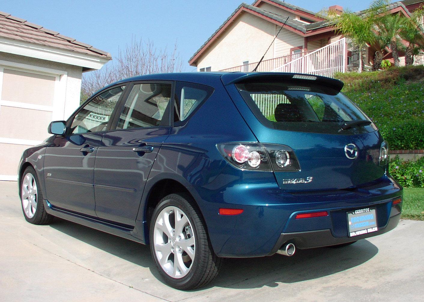 mazda 3 hatchback related images start 100 weili automotive network. Black Bedroom Furniture Sets. Home Design Ideas