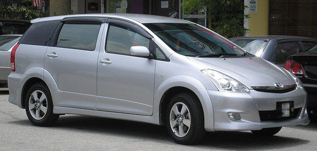 Picture of 2005 Toyota Wish