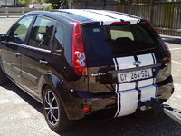 Picture of 2007 Ford Fiesta, exterior