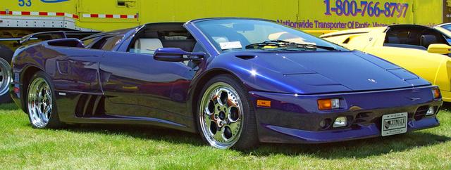 1999 Lamborghini Diablo Pictures Cargurus