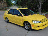 2002 Mitsubishi Lancer Picture Gallery