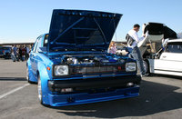 Picture of 1984 Toyota Starlet, exterior, engine