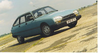 1980 Citroen GSA Picture Gallery