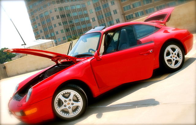 Picture of 1998 Porsche 911 Carrera Targa, exterior, gallery_worthy