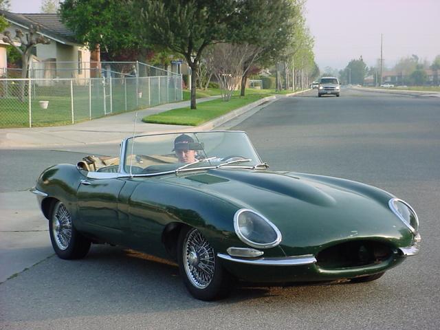 Picture of 1965 Jaguar E-TYPE, exterior