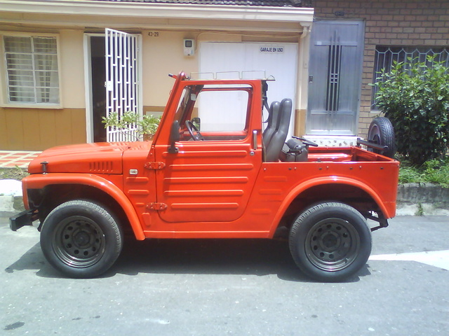 Picture of 1980 Suzuki LJ Series