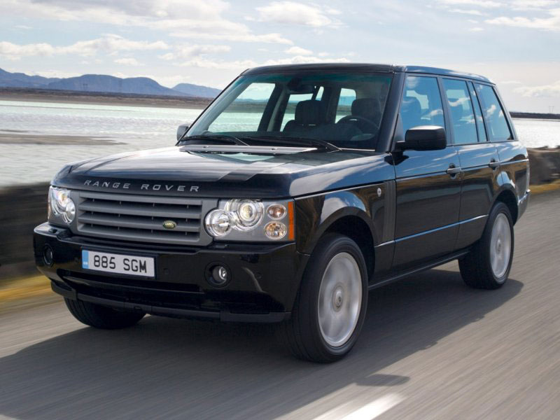 2008 Land Rover Range Rover Supercharged picture