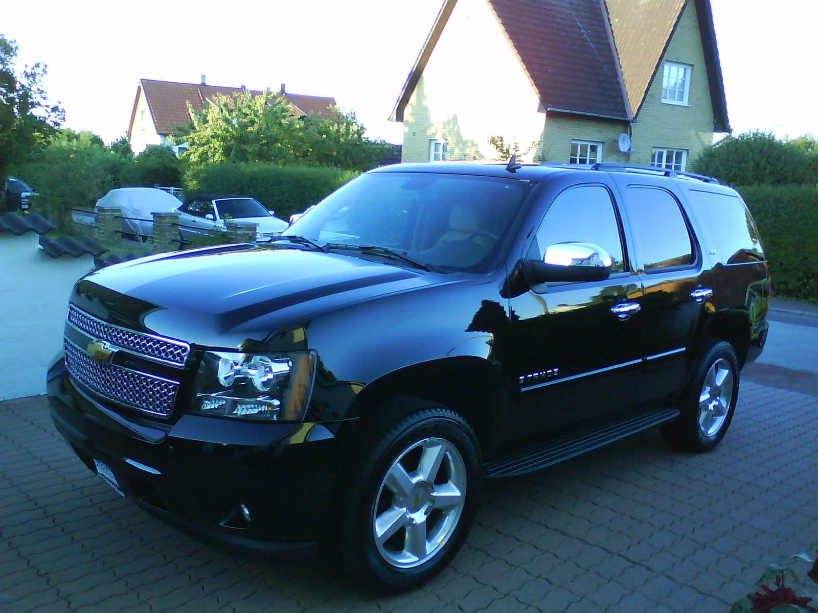 Tuning cars and News  CHEVROLET TAHOE Custom
