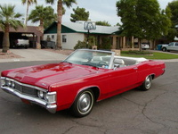 1969 Mercury Monterey Overview
