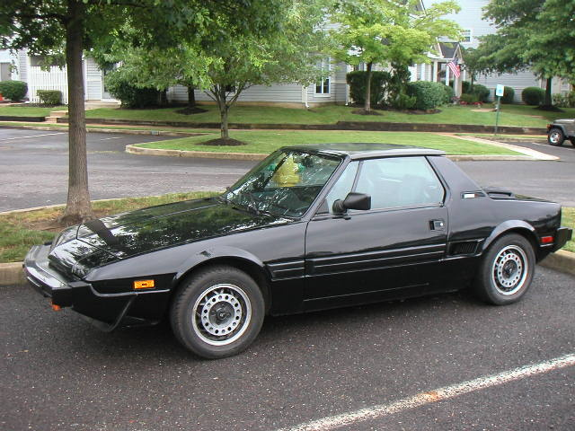 Picture of 1987 Fiat X1/9, exterior