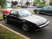 1987 Fiat X1/9 Overview