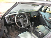 Picture of 1987 FIAT X1/9, interior, gallery_worthy