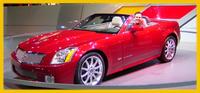 Picture of 2009 Cadillac XLR Platinum Edition, exterior