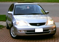 2001 Acura EL Overview