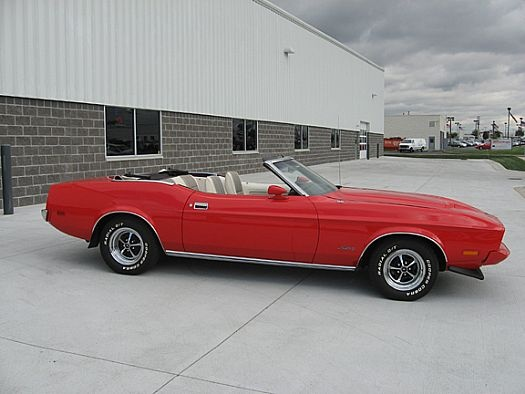 Picture of 1971 Ford Mustang Convertible RWD, exterior, gallery_worthy