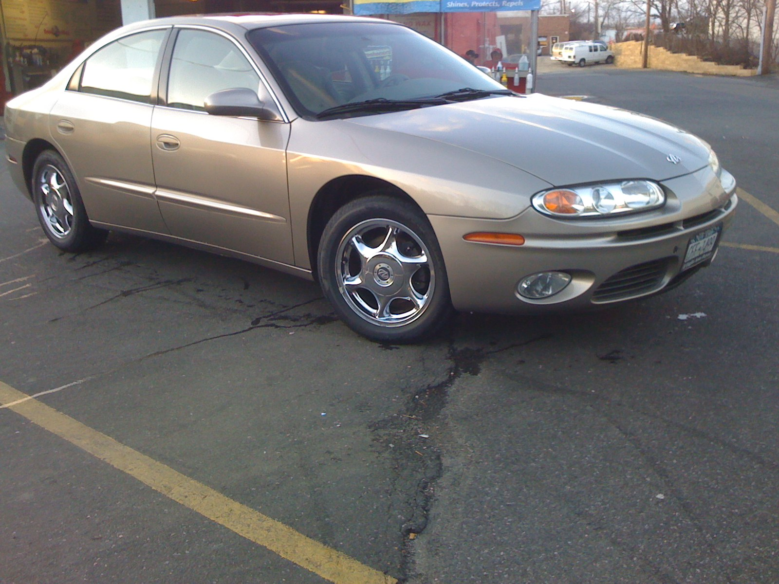 2003 Oldsmobile Aurora 4 Dr 4.0 Sedan picture