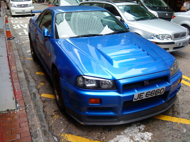 Picture of 2001 Nissan Skyline