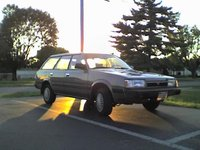 Picture of 1990 Subaru Loyale 4 Dr STD 4WD Wagon, exterior, gallery_worthy