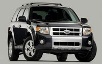 2009 Ford Escape, Front Right Quarter View, exterior, manufacturer, gallery_worthy