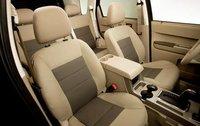 2009 Ford Escape, Front Interior Cab, interior, manufacturer