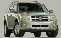 2009 Ford Escape Hybrid, Front Right Quarter, exterior, manufacturer