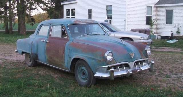 Picture of 1952 Studebaker Commander