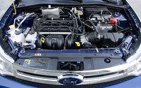 2009 Ford Focus, Engine View, interior, manufacturer