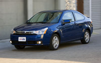 2009 Ford Focus, Front Left Quarter, exterior, manufacturer, gallery_worthy