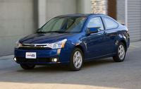 2009 Ford Focus, Front Left Quarter, exterior, manufacturer