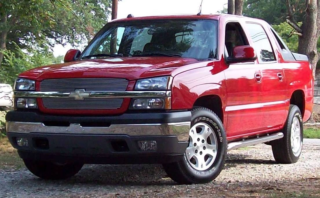 2005 chevrolet avalanche overview cargurus. Black Bedroom Furniture Sets. Home Design Ideas