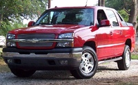 2005 Chevrolet Avalanche Picture Gallery