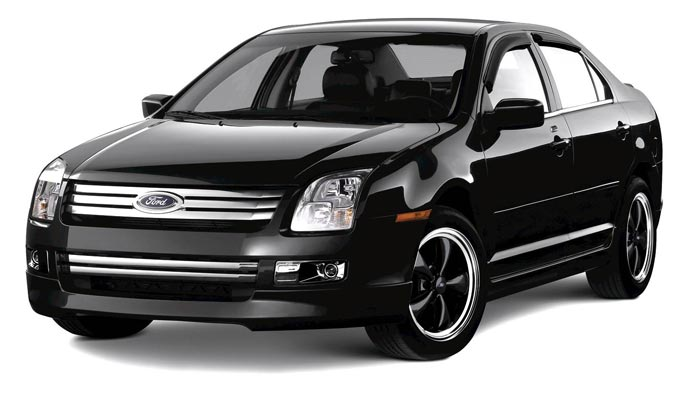 2009 Ford Fusion Overview C21160 on 2015 ford transit connect awd