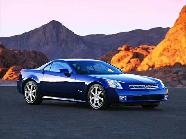 Picture of 2009 Cadillac XLR, exterior, gallery_worthy