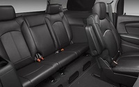 2009 GMC Acadia, Interior View, manufacturer, interior