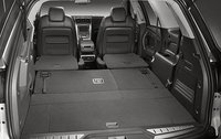 2009 GMC Acadia, Interior View, All Seats Down, interior, manufacturer