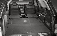 2009 GMC Acadia, Interior View, All Seats Down, interior, manufacturer