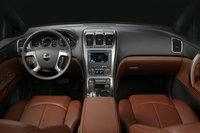 2009 GMC Acadia, Front Interior View, interior, manufacturer