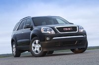 2009 GMC Acadia, Right Front Quarter, exterior, manufacturer