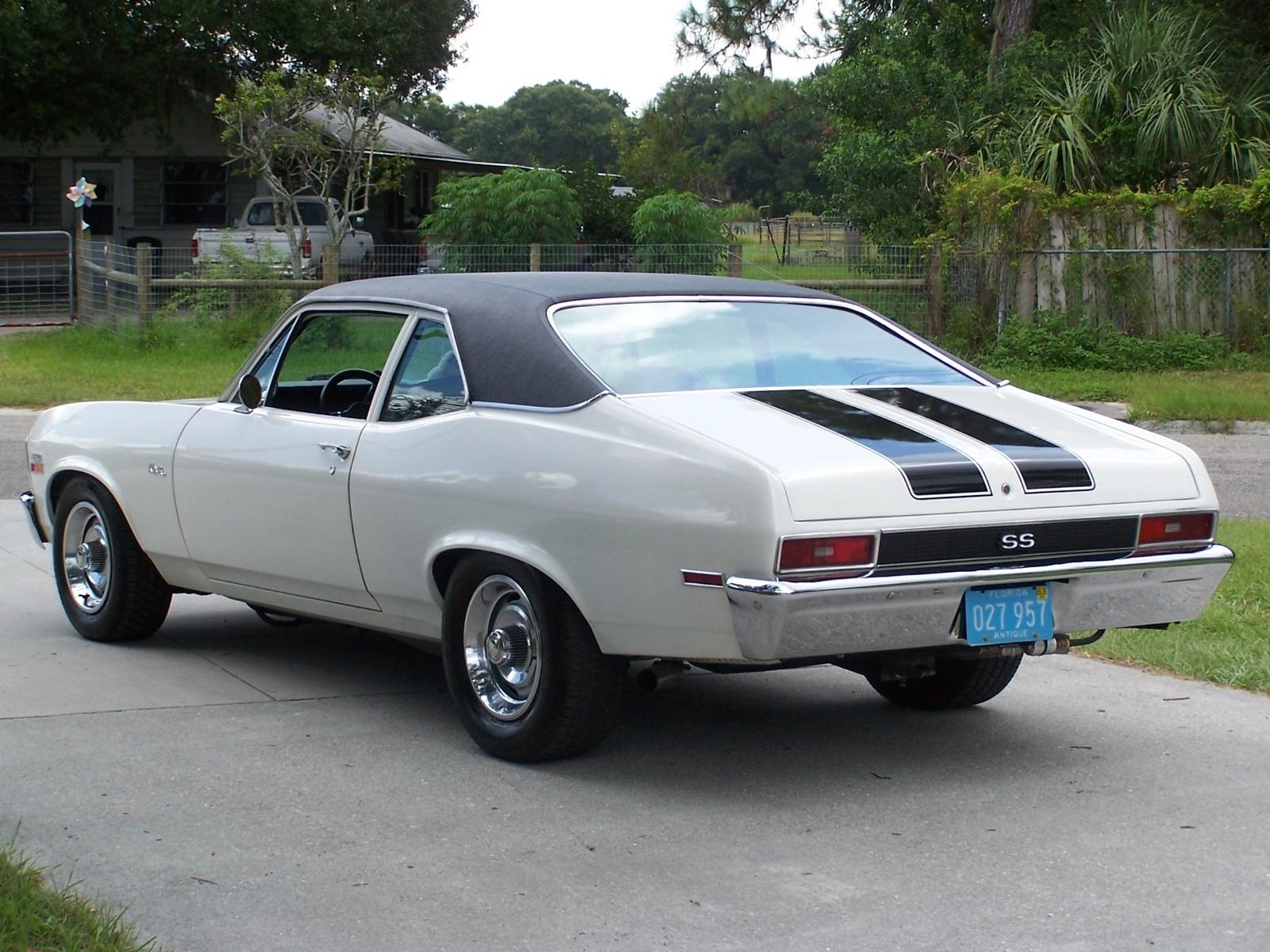 1971 Chevrolet Nova Pictures Cargurus