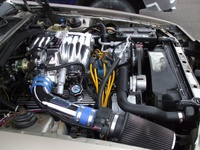 Picture of 1988 Lincoln Mark VII Bill Blass, engine