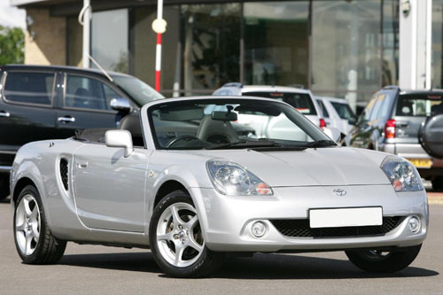 Picture of 2004 Toyota MR2 Spyder 2 Dr STD Convertible, exterior