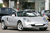 2004 Toyota MR2 Spyder Picture Gallery