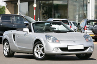 2004 Toyota MR2 Spyder 2 Dr STD Convertible picture, exterior